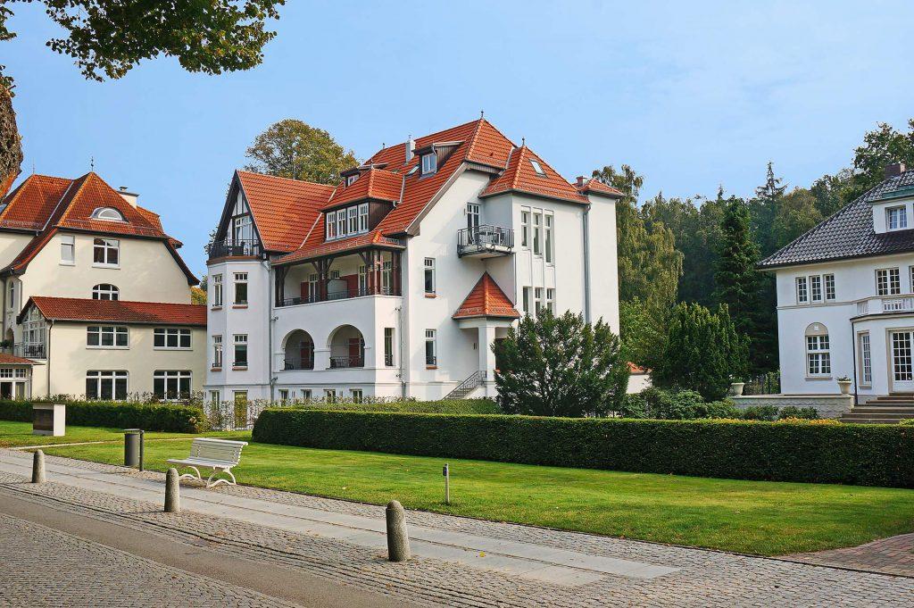 Villa Löwenstein Ostseeallee Kühlungsborn
