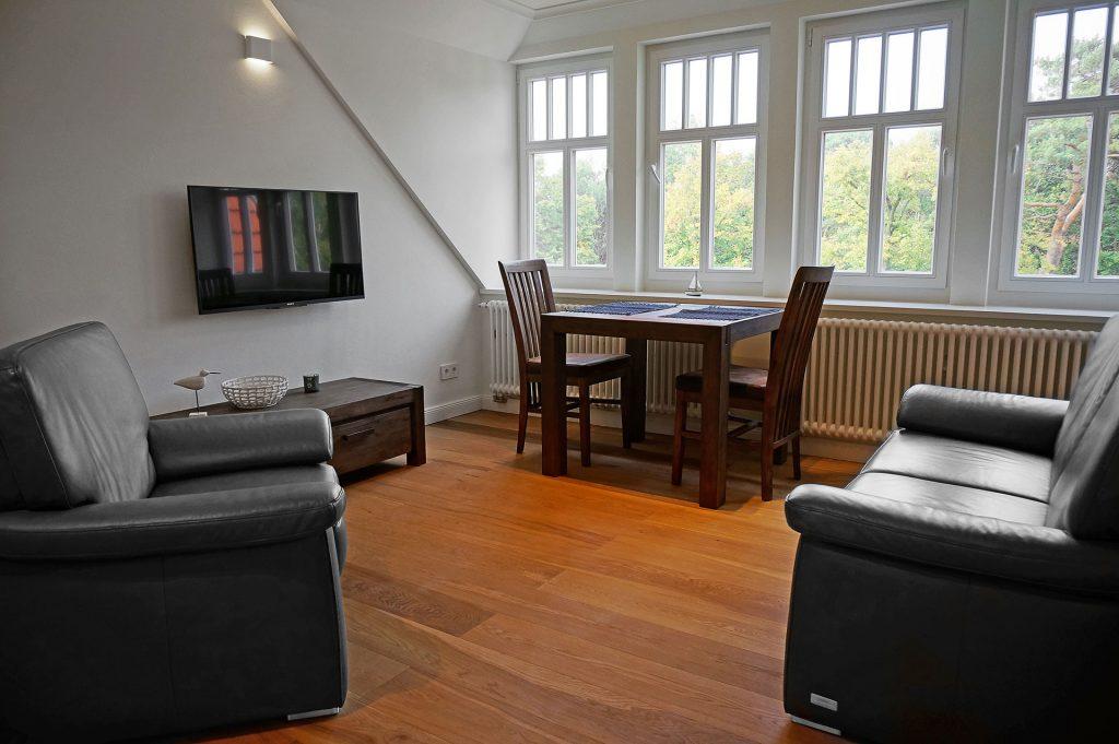 Ferienwohnung in der Villa Löwenstein an der Ostsee