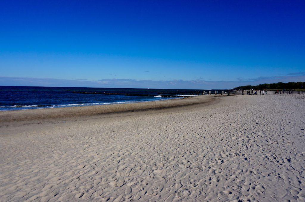 Winter in Kühlungsborn an der Ostsee
