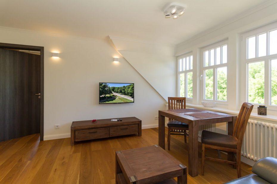 Wohnung 13 in der Villa Löwenstein