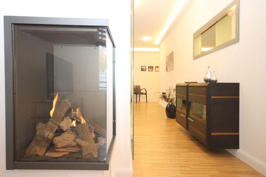Apartment 07 Kamin