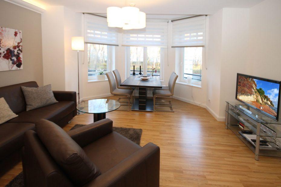 Apartment 07 Wohnzimmer