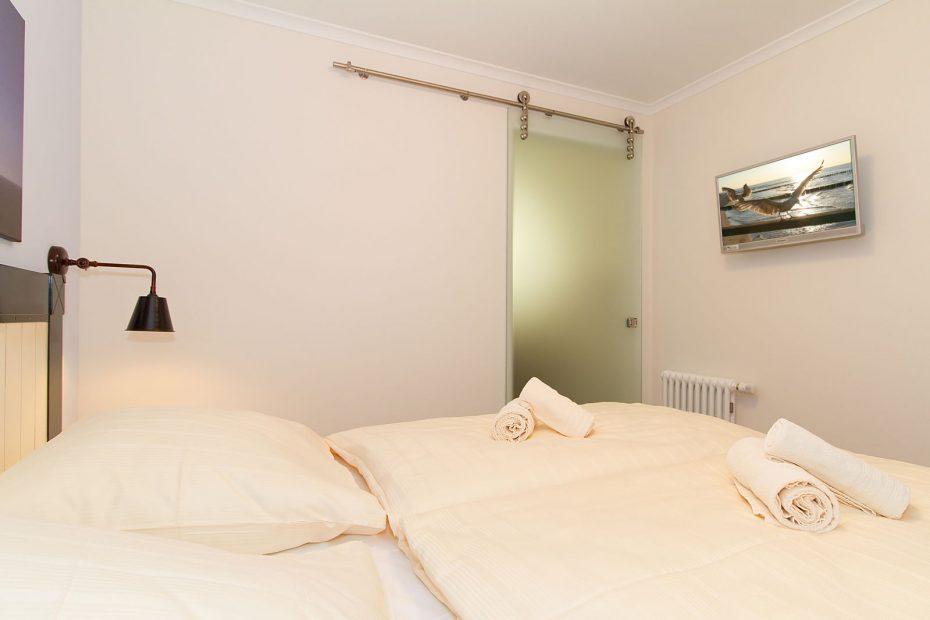 Apartment 01 Schlafzimmer
