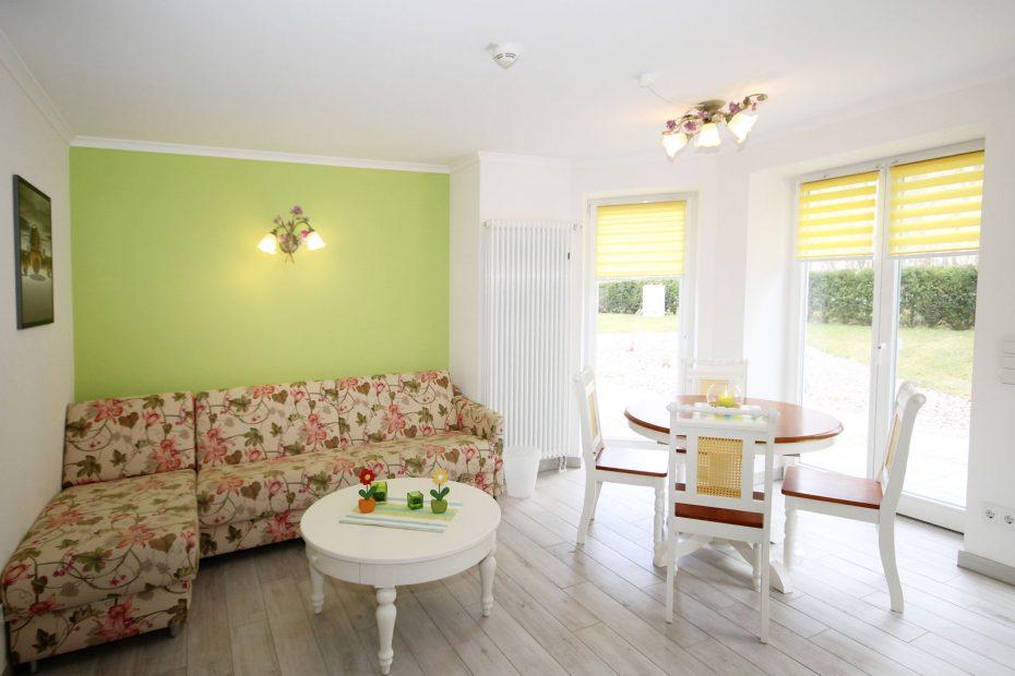Wohnbereich Apartment 03