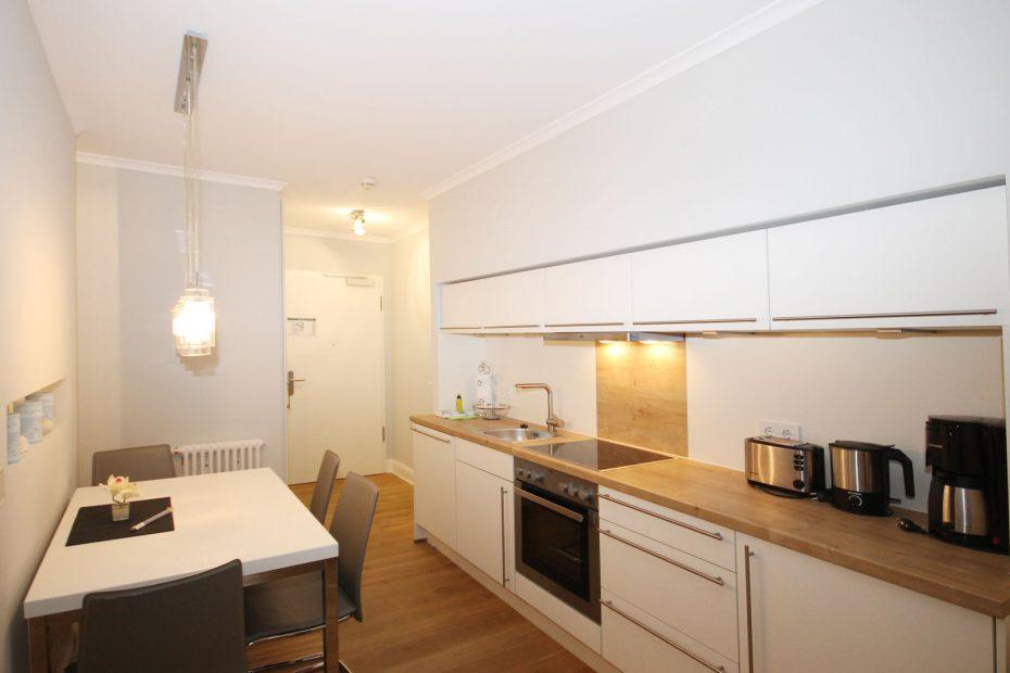 Apartment 6 Küche