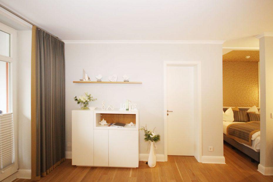 Apartment 6 Wohnbereich
