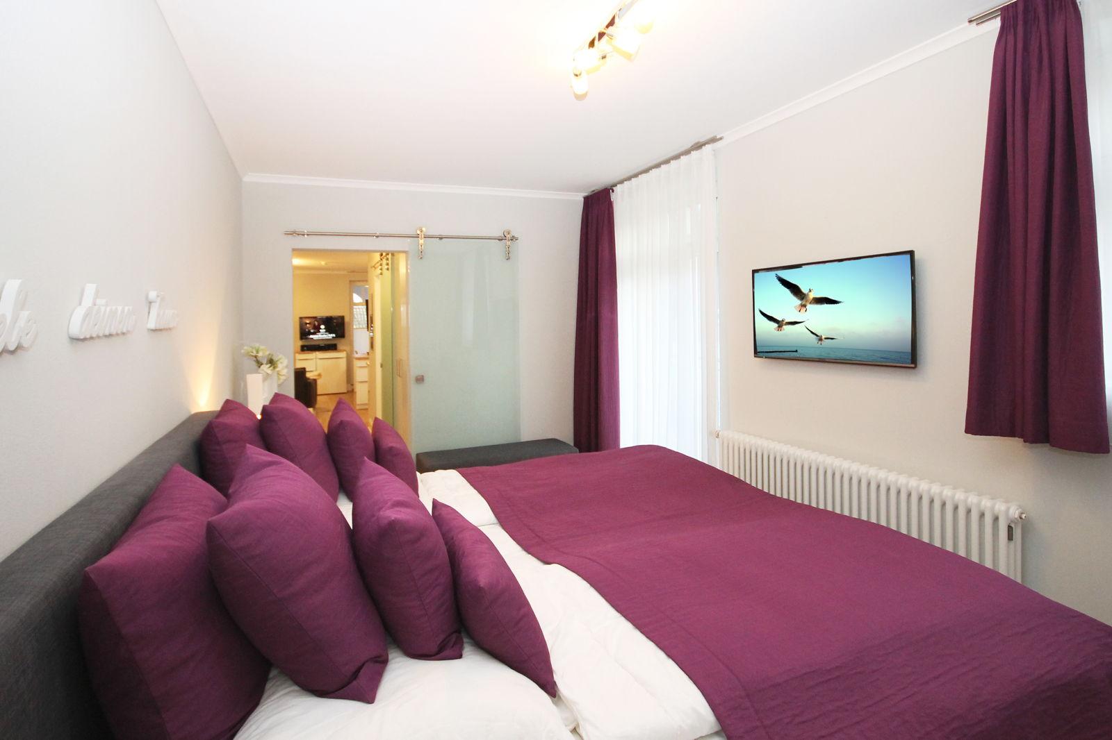 Apartment 8 Schlafzimmer
