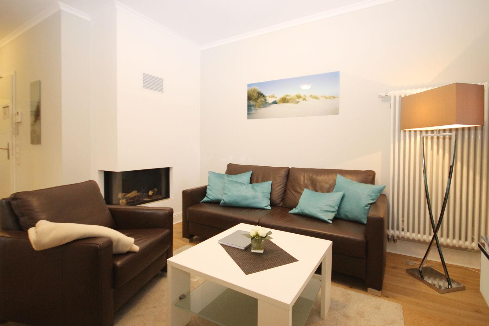 Apartment 8 Wohnzimmer