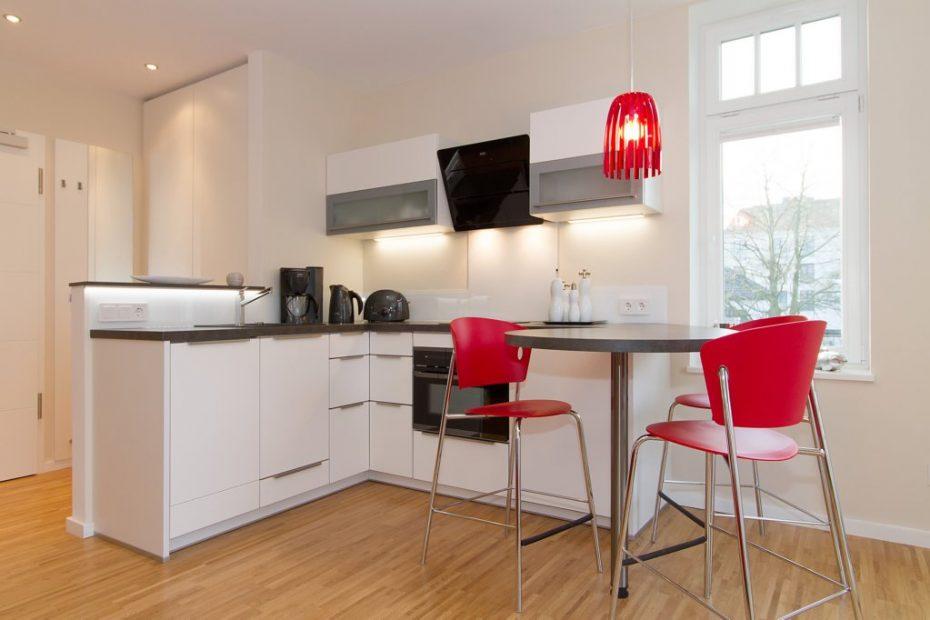Wohnung 09 Küche