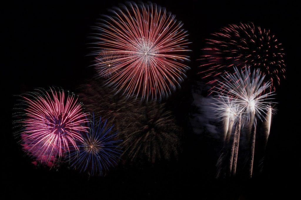Feuerwerk (Quelle: Pixabay.com)